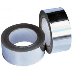 Rouleau adhésif aluminium (50 m x 50 m)