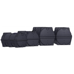 Citernes monoblocs cylindriques 5500 L