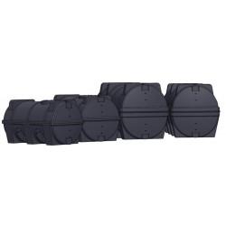 Citernes monoblocs cylindriques 6400 L