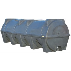 Citernes monoblocs cylindriques 8500 L
