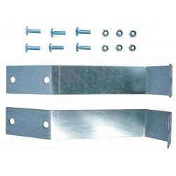 Protection métallique de cuve