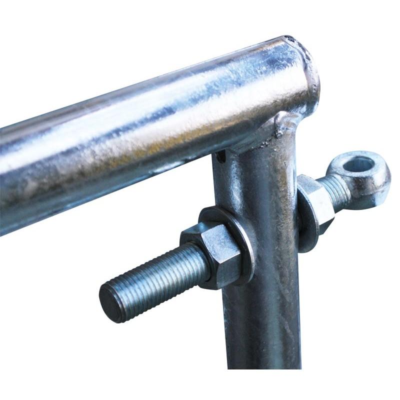 Porte de paddock extensible p1213730 la g e l for Porte extensible