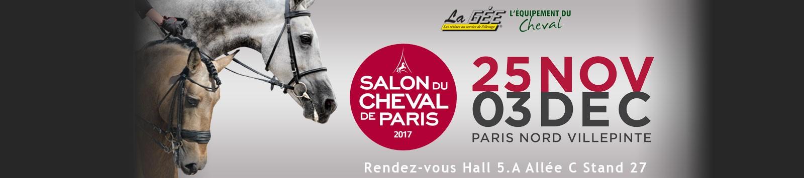 Salon du cheval de Paris 2017