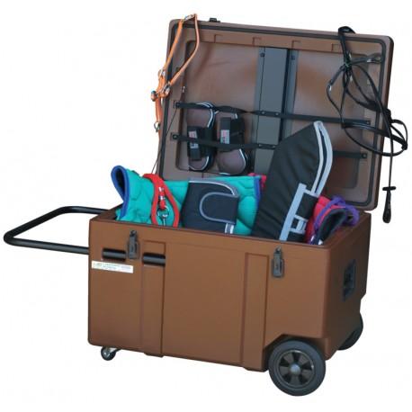 p1215717 - Malle roulante horizontale pour trotteurs