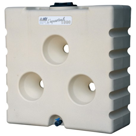 Récupérateur d'eau Aquastock 1500 L