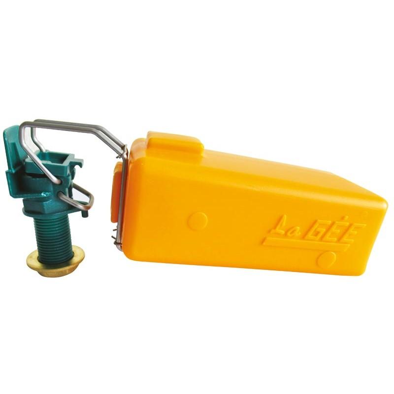 Soupape /à flotteur de contr/ôle automatique de leau de 1//2 pouce Valve de contr/ôle automatique du niveau deau pour r/éservoir de tour deau Gobesty Soupape /à flotteur automatique