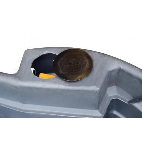 Cache robinet flotteur pour SUPERBAC rebord intérieur