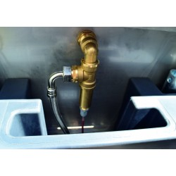 Kit chauffant pour l'alimentation en eau