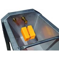 Kit hors gel pour l'alimentation en eau