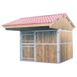 Box de prairie 3x3 m
