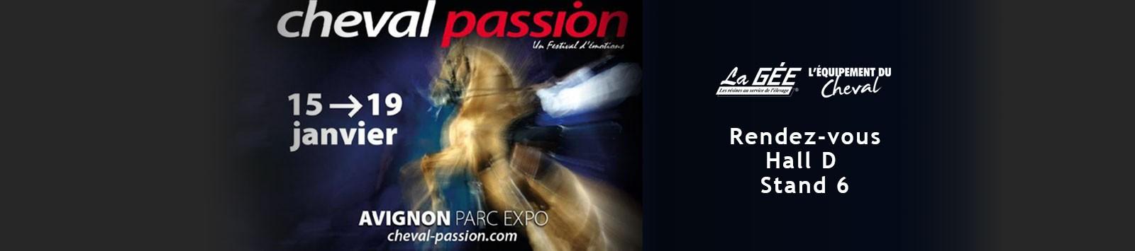 Cheval Passion à Avignon 2020