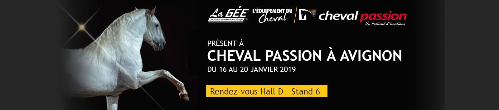 Cheval Passion à Avignon 2019